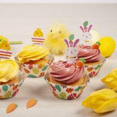 Cupcakes Påske