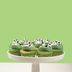 Cupcakes Fotball