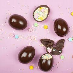 Sjokoladeegg Påske