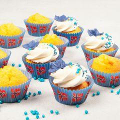 Cupcakes 17. Mai