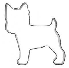 Utstikker Yorkshire Terrier 7,5 cm
