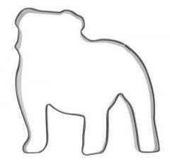 Utstikker Engelsk Bulldog 7,5 cm