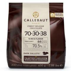Sjokolade Callebaut Eks.Mørk 70/30 400G