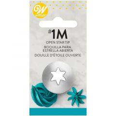 Tipp Stor Åpen stjerne #1M, Carded