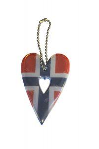 REFLEKS Hearthanger Flag