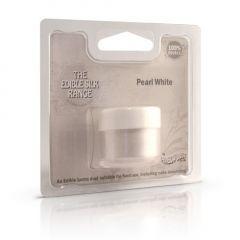 Dust spiselig Silk Pearl Pearl White 3g