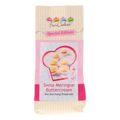 Smørkrem mix Swiss Meringue, 400 g