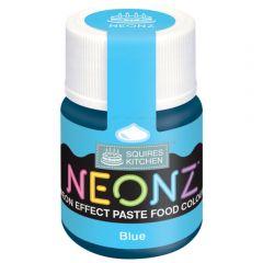 Food Colour Paste Blue Neon Effect 20g