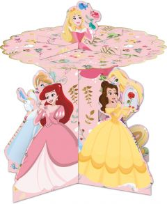 Kakestand i papp med True Princess 25 x 27 cm
