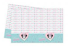 Plastduk Minnie Gem 120x180cm