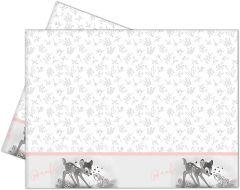 Plastduk Bambi 120x180cm
