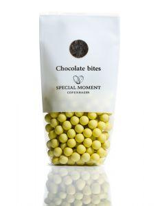Sjokoladekuler - Lysegule 130g