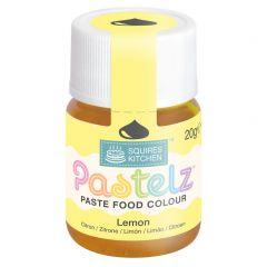 Icingfarge Pastel Gul 20g, Squires