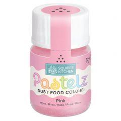 Farge Dust Rosa Pastel 6g, Squires