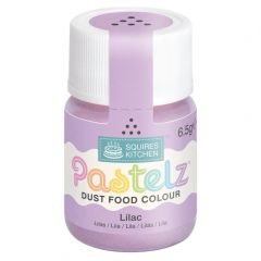 Farge Dust Lilla Pastel 6,5g, Squires