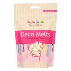 Candy Deco melts Ekstra Hvit, 250 g