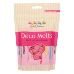 Candy Deco melts Rosa, 250g