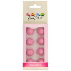 Sjokoladekuler Rosa 8 stk