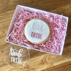 Bride Tribe Cookie Embosser