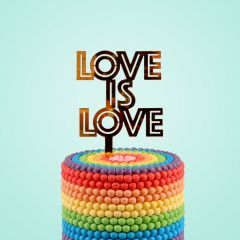 Kaketopper Love is Love