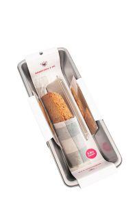 Brødform 30 cm, 2 stk Cacas