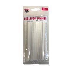 Lollipopinner 13,5 cm, 50 pk