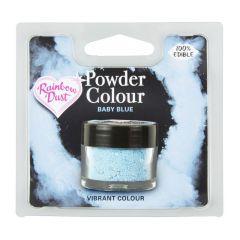 Powder Colour spiselig BabyBlå, 3g