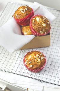 Muffinsform STD Rosa sløyfe, 24 stk