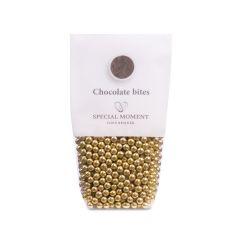 Sjokolade kuler mini - Gull vintage 130g