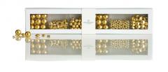 Sjokolade kuler ass Gull, Gaveeske 170g