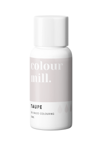 Oil Based Colouring 20ml Taupe